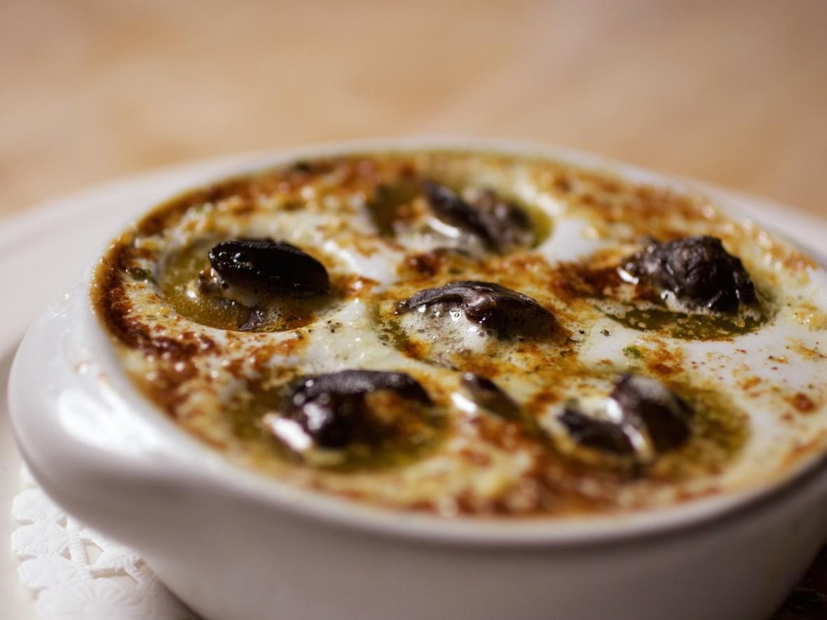 Plus de 1000 id es propos de cuisine escargots et - Cuisiner les escargots ...