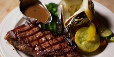 VP1 - Steak aux poivres